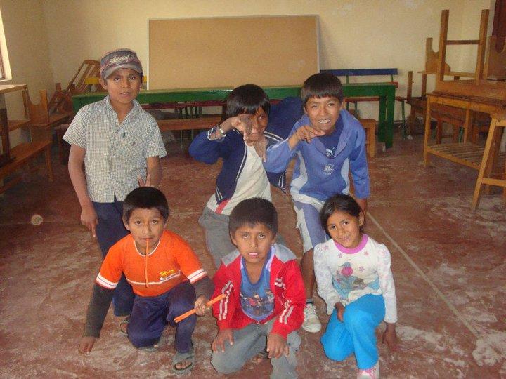 Freiwilliges Jahr in Bolivien von Elena Kaiser