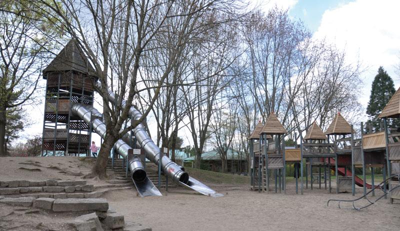Spielplatz am Seepark