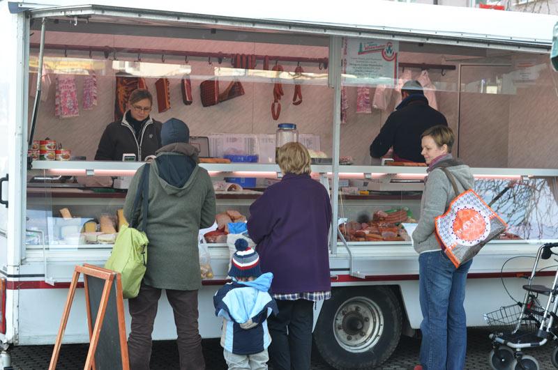 Fleischwaren, Wurtswaren & Käsespezialitäten