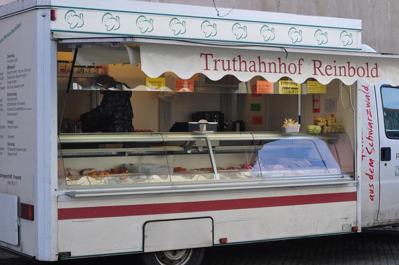 Geflügel-Wurst, Geflügel-Fleisch vom Truthahn