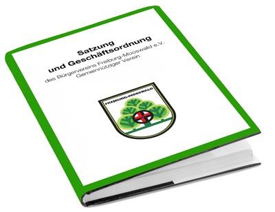 Satzung des Bürgerverein Freiburg Mooswald e.V.
