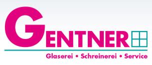 Firma Gentner - Glaserei, Fensterbau, Schreinerei & Service
