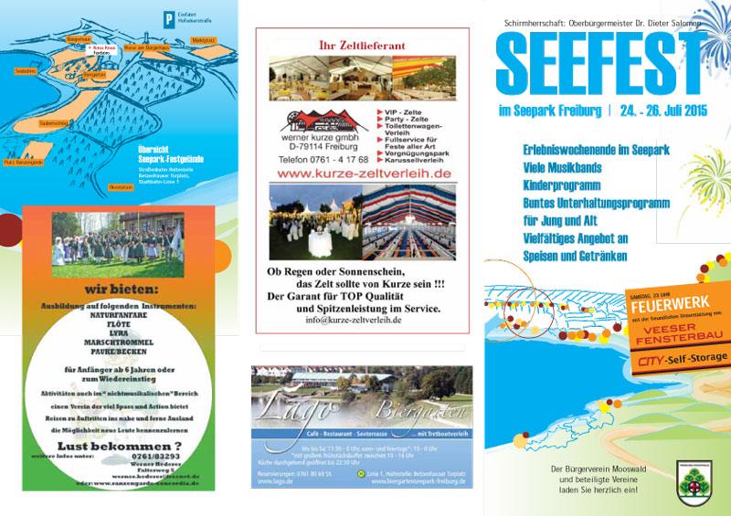 Seefest Freiburg Flyer 2015 Seite 01